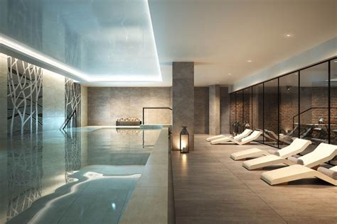 indoor swimming pool design keybridge house aqua platinum