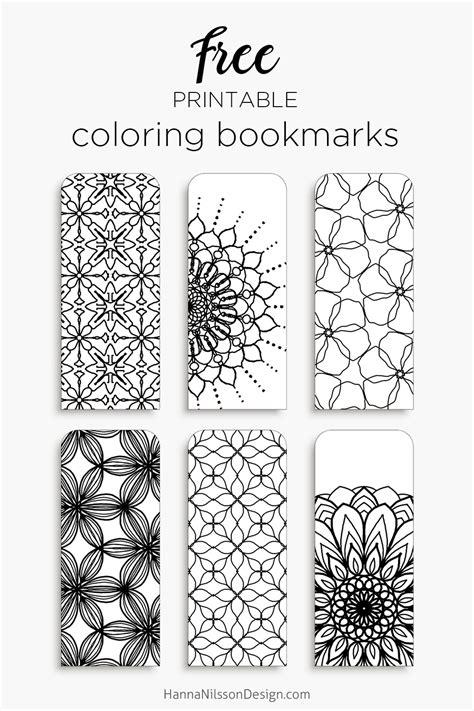 cute printable bookmarks  color printable  degree