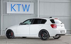 Bmw Serie 1 2014 : 2014 ktw tuning bmw 1 series in black and white white 2 1680x1050 wallpaper ~ Gottalentnigeria.com Avis de Voitures