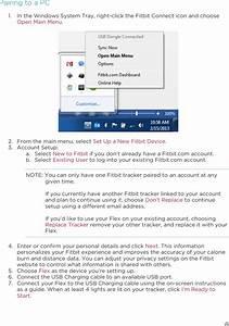 Fitbit Fb401 Wireless Activity Tracker User Manual Fitbit Flex