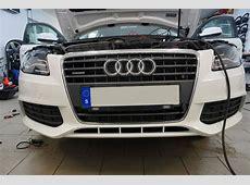 Audi Parkeringssensorer Parkeringshjälp eftermontering