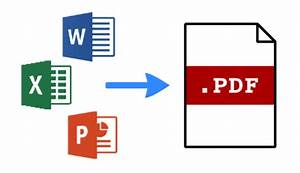 Download Pdf Creation Software  Word  Excel  Ppt Etc