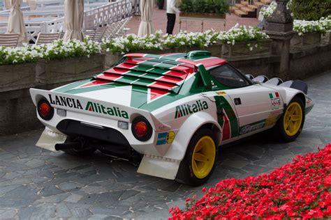Lancia Stratos HF Group 4 - Chassis: 829AR0 001580 ...