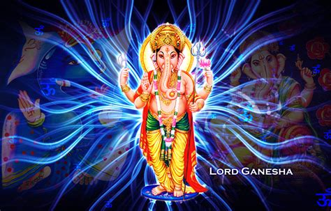 3d Wallpaper Ganesha by Lord Ganesha Wallpaper Gallery Gallery Of God