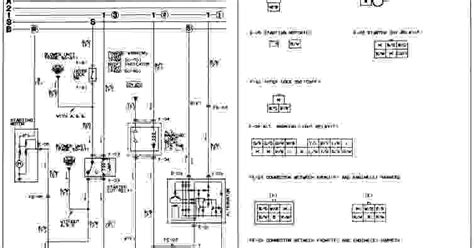 Mazda Wiring Diagram Service