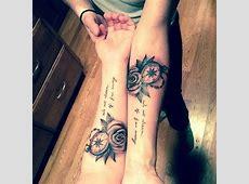 Tatouages Mere Fille Tattoo Art