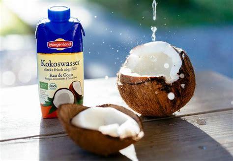 Kokosriekstu ūdens: īpašības un lietošana | Sekoeko