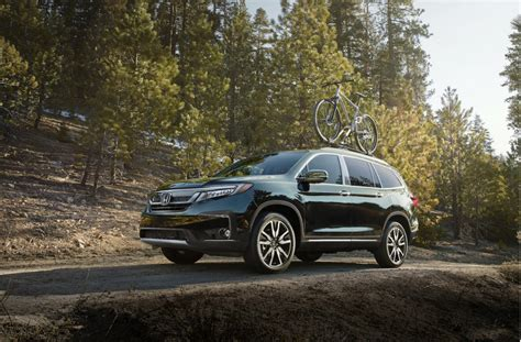 2019 Honda Pilot More Safety Features For $32,445