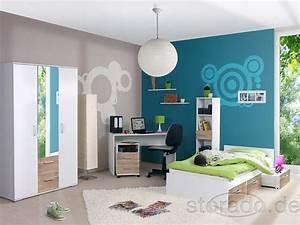 Kinderzimmer Junge Streichen : jugendzimmer kinderzimmer komplett komplettzimmer bett ebay ~ Markanthonyermac.com Haus und Dekorationen