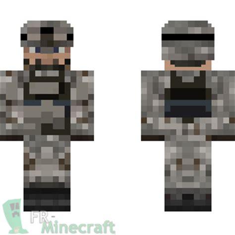 téléchargement de skin minecraft camouflage militaire