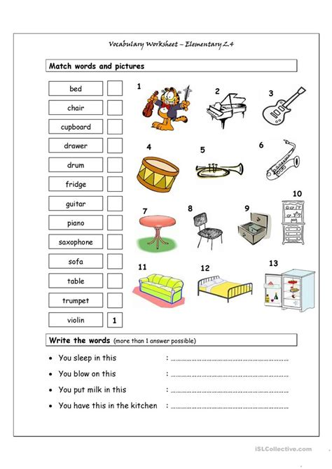 worksheets for elementary the best and most