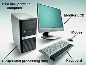 Parts of a Computer (6th Grade) – Mr. G-D's OWL Tech Class