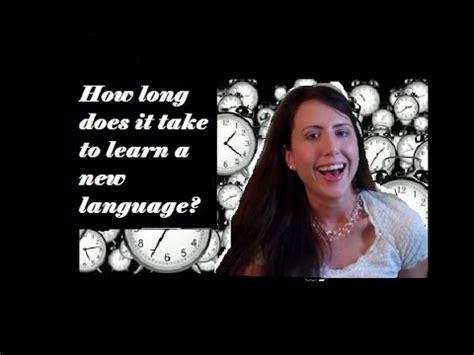 long     learn   language