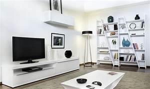 Meuble D Angle Salon : meuble d 39 angle design salon ~ Teatrodelosmanantiales.com Idées de Décoration