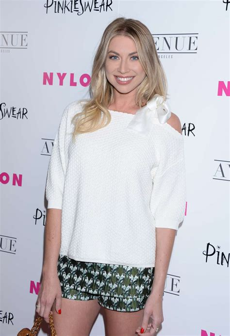 stassi schroeder  nylon young hollywood party