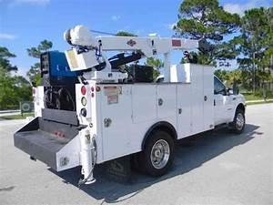 Ford F550 Super Duty  2002    Utility    Service Trucks