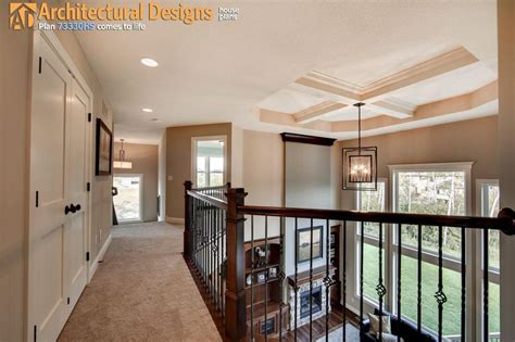 plan hs craftsman  amazing great room house plans cas