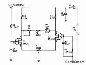 Electrostatic Detector