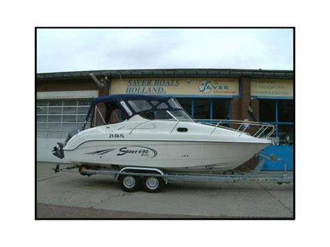 Saver 690 Cabin Sport Boat Saver 690 Cabin Sport Inautia Inautia