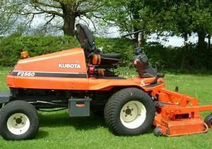 Kubota F2560 Mower Master Parts Manual Download
