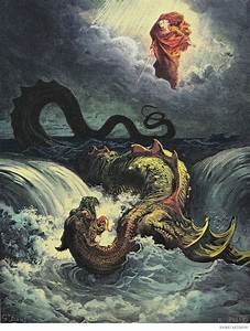 THE TWISTED SERPENT. 'In that day, the LORD will punish ...