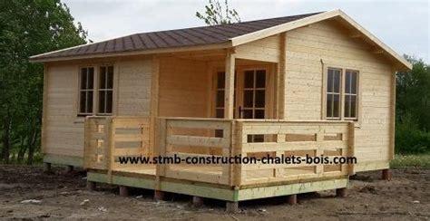 vente de chalet bois en kit stmb construction chalets bois