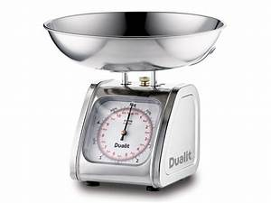 Kitchen Scales Traditional Food Weighing Scales From Dualit