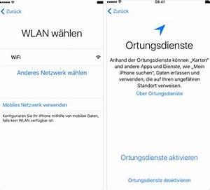 Neues Netzwerk Einrichten : iphone 7 plus einrichten aktivieren so geht s ~ Yasmunasinghe.com Haus und Dekorationen