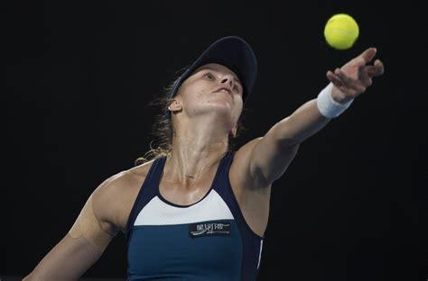 33, which she reached on 17 february 2020. Magda Linette - Australian Open 01/15/2019 • CelebMafia