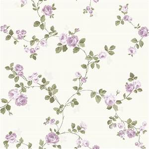 Fine Decor Heritage Mid Floral Rose Flower Wallpaper FD40165