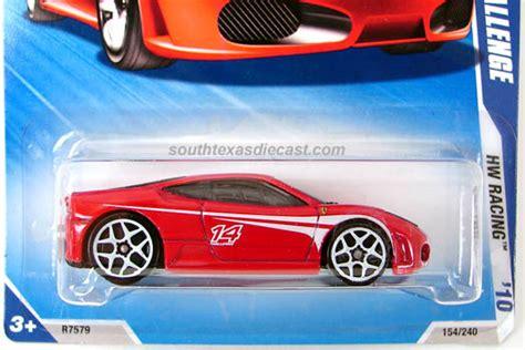 Hot wheels ferrari f430 challenge ford focus redline funny car loose racecar lot. Hot Wheels Guide - Ferrari F430 Challenge