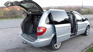 Chrysler Grand Voyager, 2002 4WD - YouTube