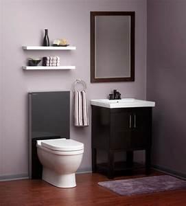 Farbe Für Badezimmer : 1001 ideen f r badezimmer ohne fliesen ganz kreativ ~ Lizthompson.info Haus und Dekorationen