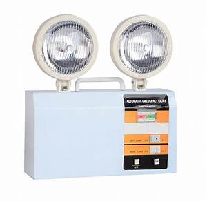 China Wall Mounted Battery Up Rechargeable Led Emergency