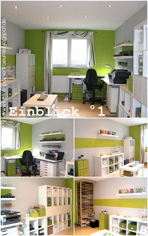 Ikea Ordnung Arbeitszimmer by Bellas Papiertr 228 Ume Einblick 176 1 Ewims Craftrooms