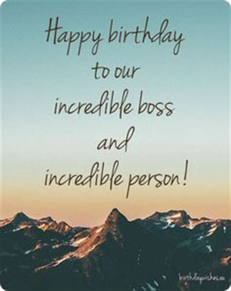 birthday wishes  boss ideas birthday wishes