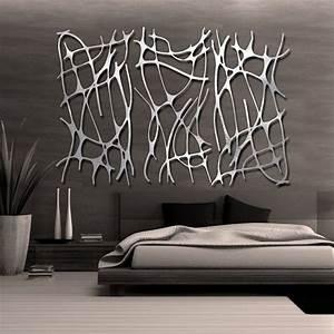Metal wall art home sweet