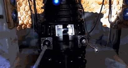 Dalek Person Inside Doctor Daleks Space Than