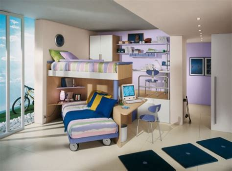 Awesome Cool Kids Rooms Ideas