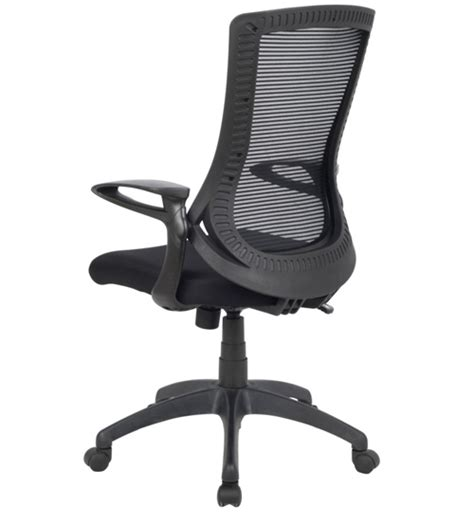 viva office 174 high back black mesh adjustable recliner