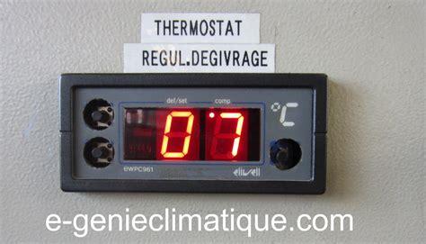 temperature chambre froid04 raccorder et enlever le manifold sur une machine