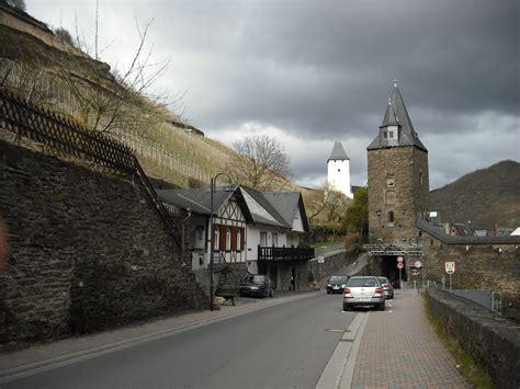 jacobs letter germany bacharach  rhein  rhineland
