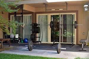 Jes U0026 39  Crossfit Blog  My Home Gym