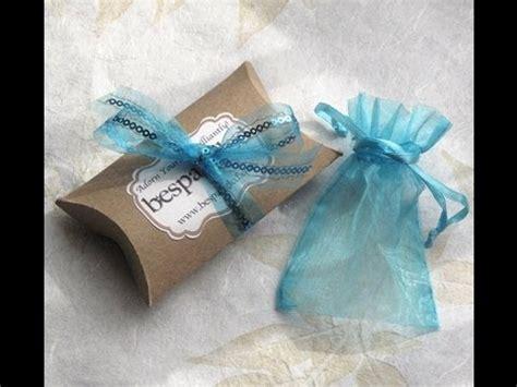 diy boxes     pillow box tutorial handmade