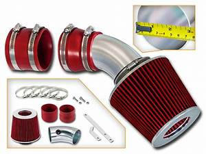 Sport Ram Air Intake System Dry Filter For 98