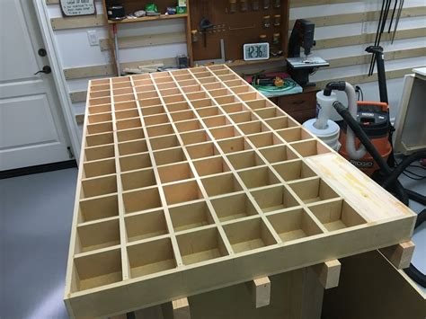 assembly table  torsion box  clin  lumberjocks