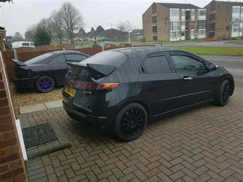 Modified Civic Mk8 by Honda Civic 2 2 Cdti Not Fn2 Type R S In Dunstable