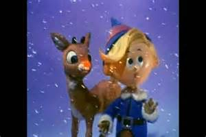 Christmas Rudolph Red-Nosed Reindeer