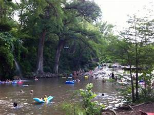 Krause Springs Swimming Hole Offers Camping, Grilling and ...