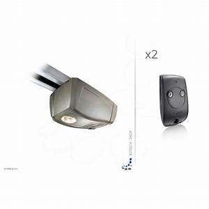 Moteur Pour Porte De Garage : somfy dexxo compact rts moteur 24v pour porte de garage ~ Premium-room.com Idées de Décoration